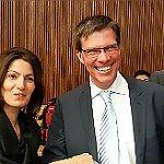 Landrat: Santelmann gewinnt Stichwahl deutlich