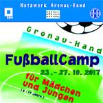 Im Fußballcamp Profi-Techniken lernen