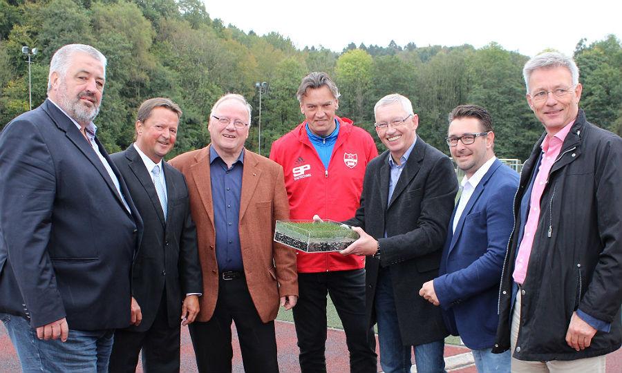 Uwe Tillmann, Dr. Hartmut-Christian Vogel, Hans Gerd Neu, Michael Thelen, Volker Weirich, Robert Martin Kraus, Dettlef Rockenberg.