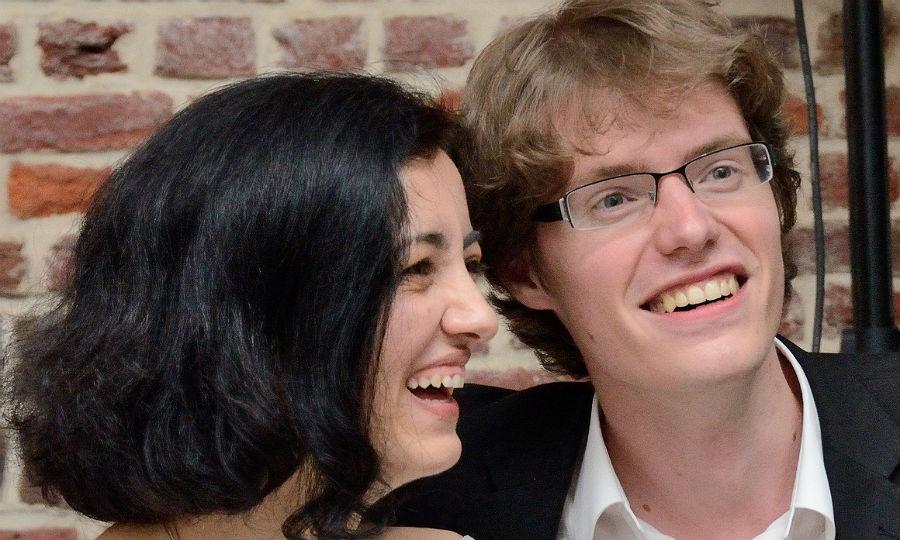 Die Pianisten Nare Karoyan und Florian Noack gründen in Refrath eine Spielstätte für Musik, Kunst und Literatur