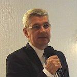 Lutz Urbach steht der Senioren-Union Rede und Antwort