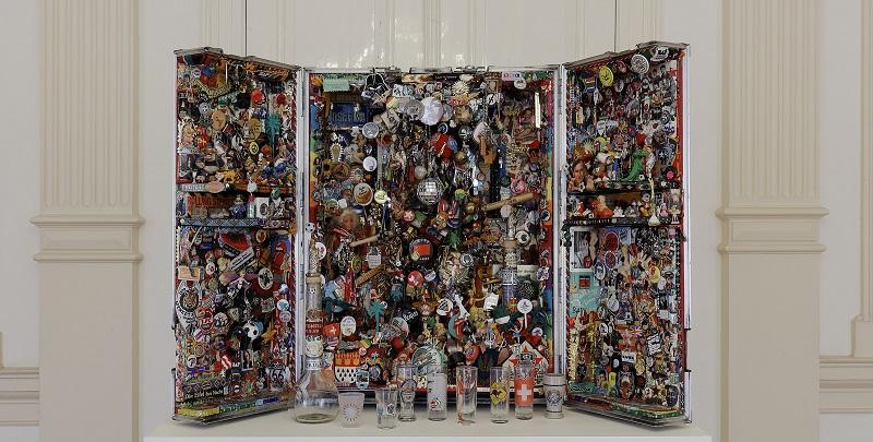BAP-Altar von Wolfgang Niedecken