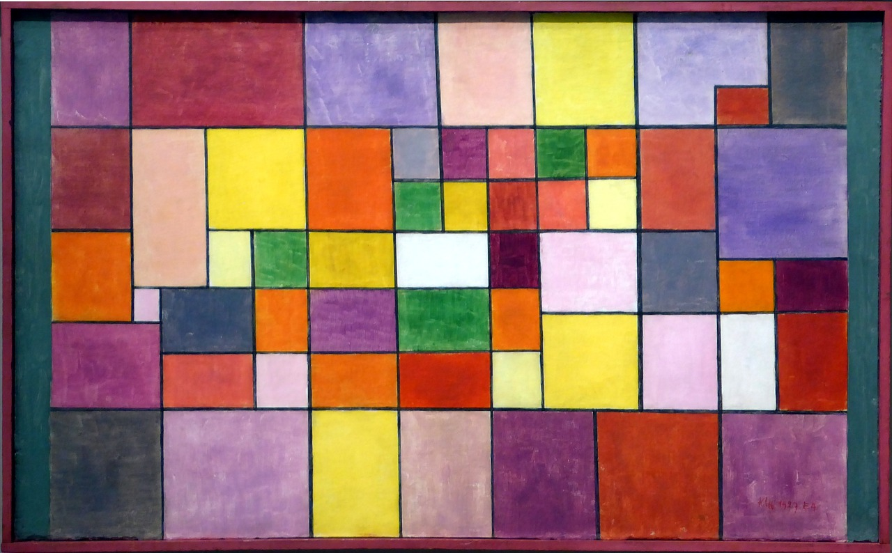 malen nach paul klee - Paul Klee Lebenslauf