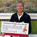 Lückerath bekommt den ersten Bienenpark der Stadt