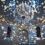 Lichtaktion der Gnadenkirche  – die Fotos