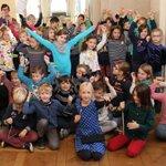 """""""Kulturstrolche"""" machen Musik für Kinder in der Villa"""