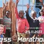 Fitness-Marathon zugunsten eine Kinderprojektes in Kenia