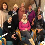 Internationales Frauencafé besucht Lebensberatungsstelle