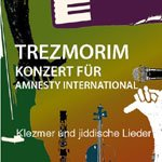 Trezmorim spielt Klezmer für Amnesty International