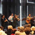 Rathausmusikanten laden zum Mitsingen ein