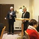 Seniorenunion: Prominente Gäste zum Jahresabschluss