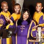 The Glory Gospel Singers kommen in die Gnadenkirche