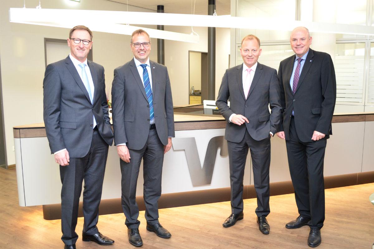 Vr Bank Meldet Nach Fusion Starke Ergebnisse Burgerportal Bergisch Gladbach