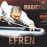 Billard: Efren Reyes spielt in Bergisch Gladbach