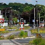 Ein Verkehrszeichen-Museum am Drisser Kreisel?