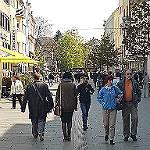 Fußgängerzone soll bald für Radfahrer geöffnet werden