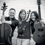 """Irish Folk Band """"Celtic Circle"""" spielt im Heilsbrunnen"""