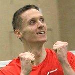 Kai Waldenberger ist Westdeutscher Badminton-Meister