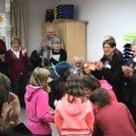 Bensberger Kinderheim weiht Therapie-Häuschen ein