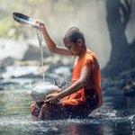 Was die Weltreligionen zum Thema Reinheit sagen