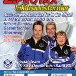 Special Team Sand lädt zum Inklusions-Turnier