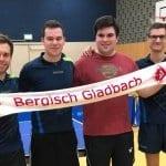Tischtennisverein 59 holt Kreispokal nach Heidkamp