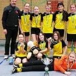 U13-Juniorinnen des 1. FFC werden Kreismeister