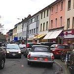 Bensberg: Ein Bauzaun, aber kein Parkleitsystem in Sicht