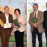 Drei Ehrennadeln für die Aktiven des Kinderschutzbundes
