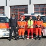 Feuerwehr stellt dritten Notarztwagen in Dienst