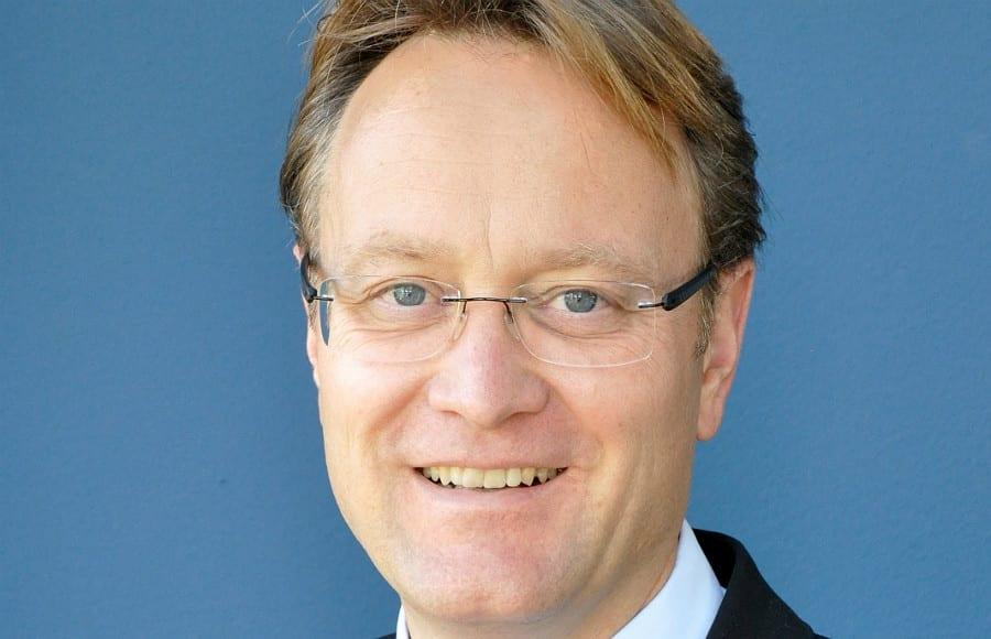 Marcus Otto ist Hauptgeschäftsführer der Kreishandwerkerschaft und des Einzelhandelsverbands