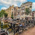 Stadt rät Radfahrern: Ziehen Sie nach Holland!