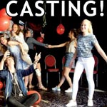 Casting für Junges Ensemble im Theas-Theater