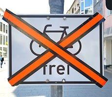 """""""Freigabe"""" der Fußgängerzone ändert wenig"""