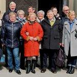 Partnerschaft im Dreieck: Ganey Tikva in Pszczyna