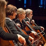 Das Sinfonieorchester glänzt in der Tonhalle – die Fotos