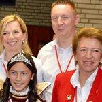 Ivana Reuter führt ab sofort das Kinderdreigestirn