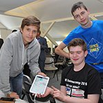 Apps programmieren beim MINT-Summercamp