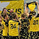SG Pegasus ist Deutscher Korfball Meister 2018