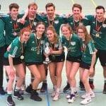 Korfball: TuS Schildgen will den DTB-Pokal holen