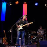 Udo Klopke Band spielt Open Air