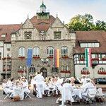 Neuer Anlauf für das White Dinner in Gladbach