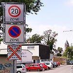 """Ein """"neuer"""" Parkplatz für das Laurentiusviertel"""