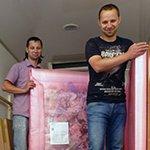 Bergisch Gladbacher Kunst geht auf Reisen