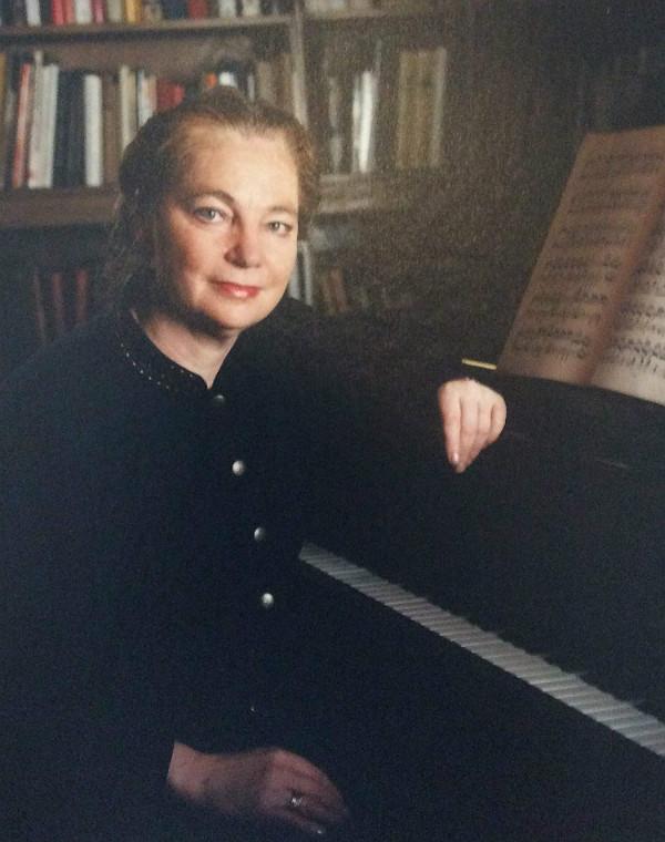 Elfriede Heuser. Foto: Privat