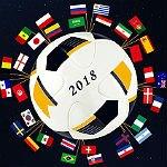 Alle Spiele der Fußball-WM 2018 auf einen Blick