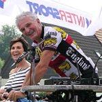 """Marathon-Spinning bringt 2450 Euro für """"Hits fürs Hospiz"""""""