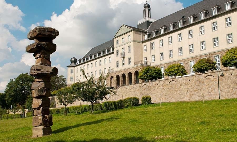 Sitz der Akademie in Bensberg. Foto: Thomas-Morus-Akademie