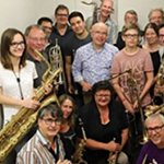 Sommerkonzert der Green Art Big Band