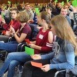 Medienscouts besuchten Workshop des Bildungsnetzwerks